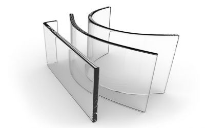 San Rocco Vetro San Rocco Glass Curved Glass In Italy